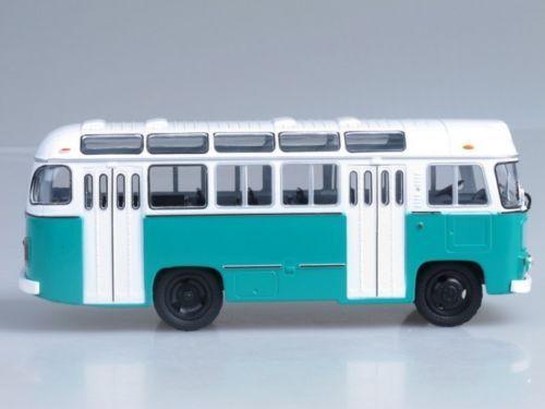 Macheta autobuz PAZ 672M Moscova, scara 1:43 2