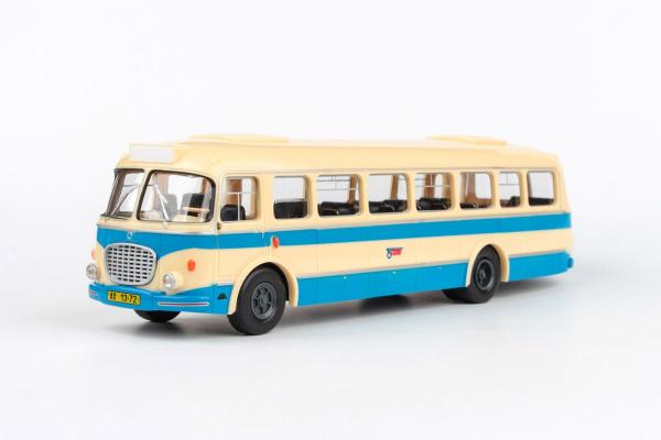 Macheta autobuz Skoda 706 RTO, CSAD scara 1:43 0