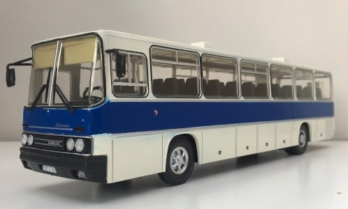Macheta autocar Ikarus 250.59, scara 1:43 0