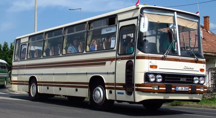 Macheta autocar Ikarus 256, scara 1:43 [0]