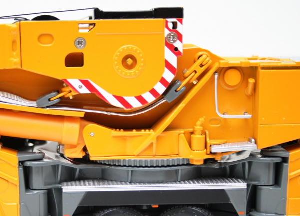 Macheta automacara Liebherr LTM11200-9.1, scara 1:50 4
