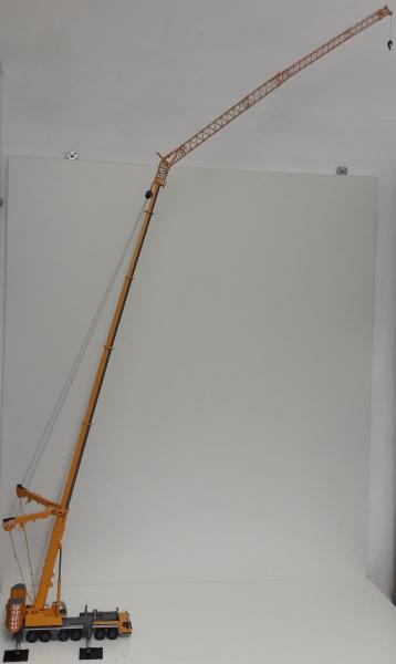 Macheta automacara Liebherr LTM1350-6.1, scara 1:50 4
