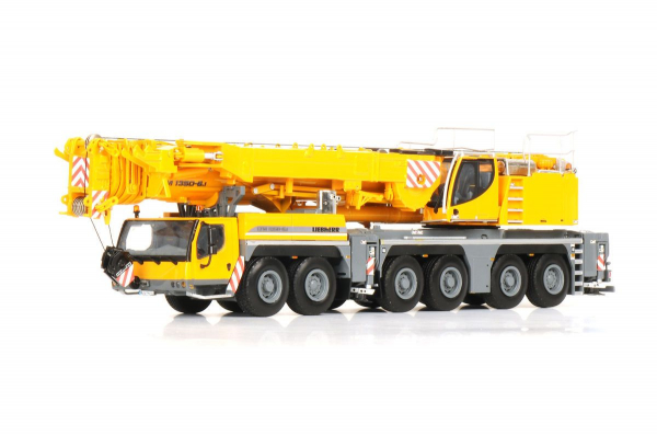 Macheta automacara Liebherr LTM1350-6.1, scara 1:50 0