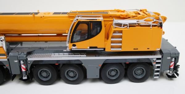 Macheta automacara Liebherr LTM1350-6.1, scara 1:50 6