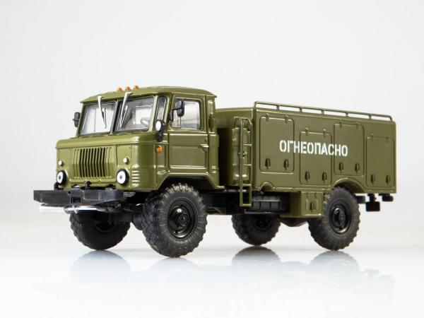 Macheta autospeciala de alimentare pentru avioane VSZ-66, scara 1:43 2