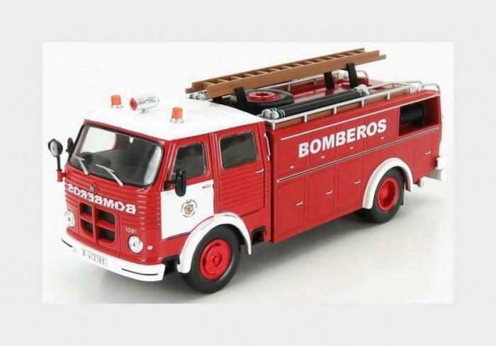 Macheta autospeciala pompieri Pegaso Comet 1091/1, scara 1:43 [0]