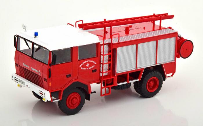 Macheta autospeciala pompieri Berliet GBD, scara 1:43 [0]