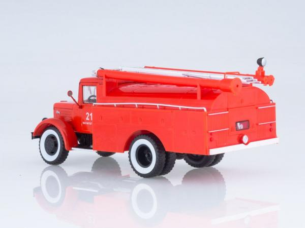 Macheta autospeciala pompieri Gaz 3308, scara 1:43 1