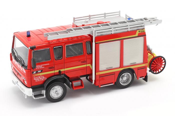 Macheta autospeciala pompieri Renault VI S180 Metz, scara 1:43 [1]
