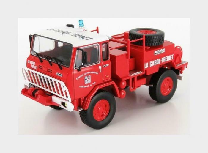 Macheta autospeciala pompieri Iveco Fiat 75PC, scara 1:43 [0]
