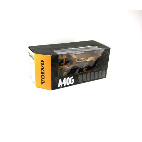 Macheta basculanta articulata Volvo A40G 1:50 3