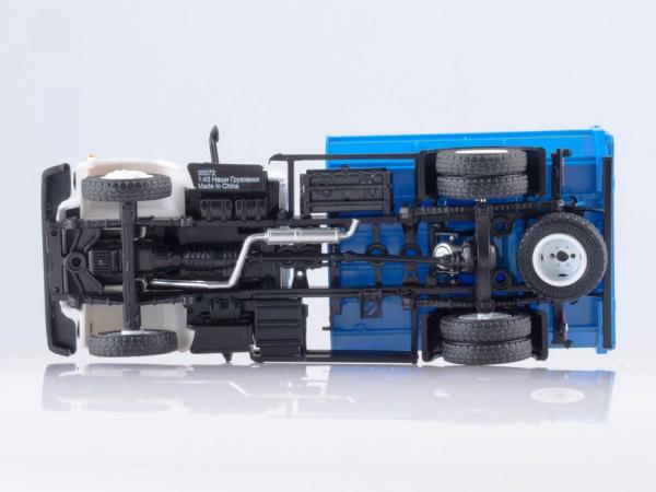 Macheta basculanta GAZ-35072, scara 1:43 3