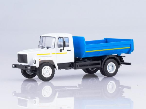 Macheta basculanta GAZ-35072, scara 1:43 0