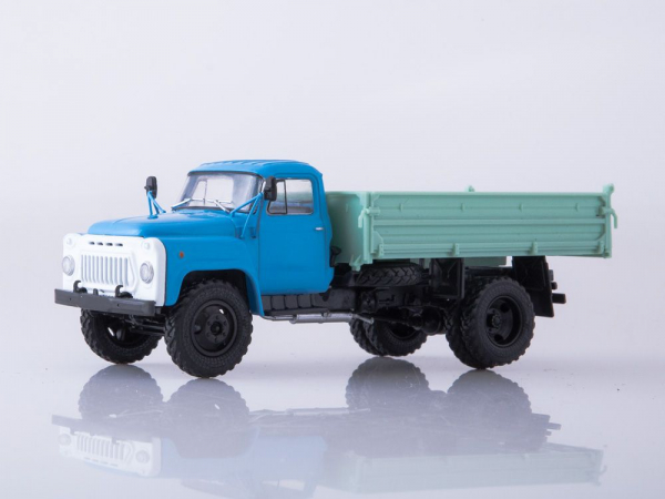 Macheta basculanta GAZ-53, scara 1:43 0