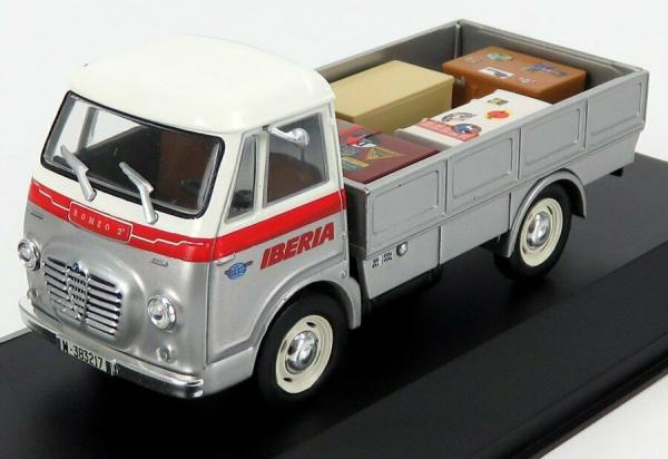 Macheta camioneta Alfa Romeo Fadisa, scara 1:43 0