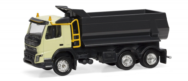 Macheta basculanta Volvo FMX 6x4, scara 1:87 0