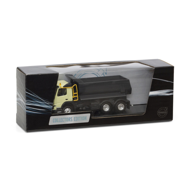 Macheta basculanta Volvo FMX 6x4, scara 1:87 3