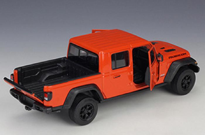 Macheta Jeep Gladiator Rubicon, scara 1:27 [4]