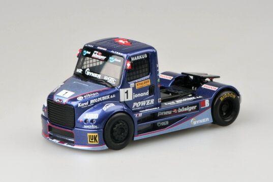 Macheta camion Buggyra MK R-08, 1:43 0