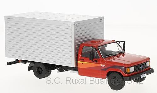 Macheta camion Chevrolet D-40, scara 1:43 0