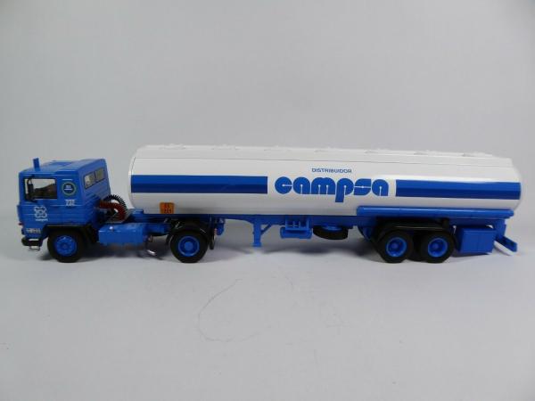 Macheta camion cisterna Pegaso 1231, scara 1:43 3