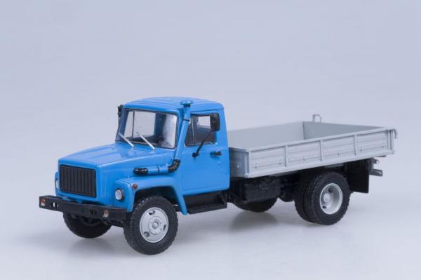 Macheta camion GAZ 3309, scara 1:43 0