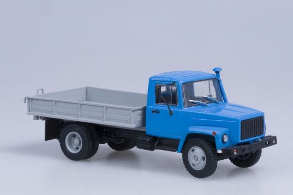 Macheta camion GAZ 3309, scara 1:43 1