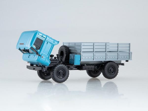 Macheta camion GAZ 66, scara 1:43 1