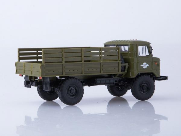Macheta camion GAZ 66, scara 1:43 [1]