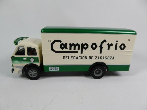 Macheta camion izoterm Pegaso 1060 Cabezon, scara 1:43 2