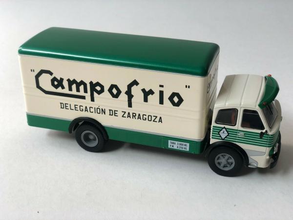 Macheta camion izoterm Pegaso 1060 Cabezon, scara 1:43 3