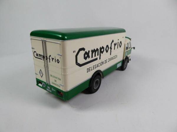 Macheta camion izoterm Pegaso 1060 Cabezon, scara 1:43 1