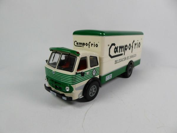 Macheta camion izoterm Pegaso 1060 Cabezon, scara 1:43 0