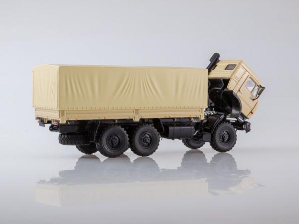 Macheta camion Kamaz 43118 6x6, scara 1:43 2