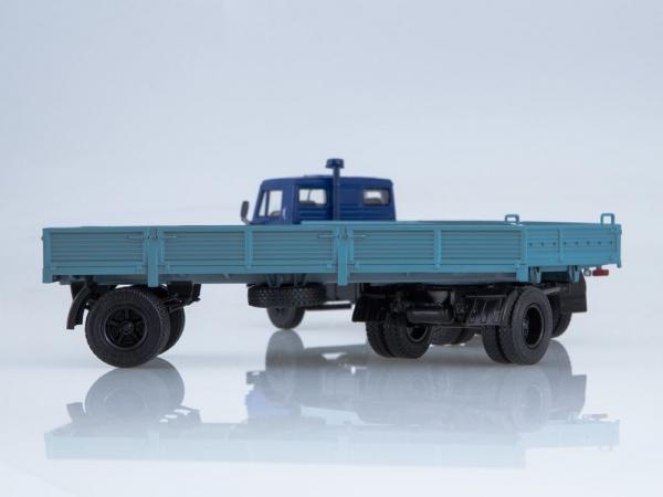 Macheta camion Kamaz 5320 cu remorca, scara 1:43 1