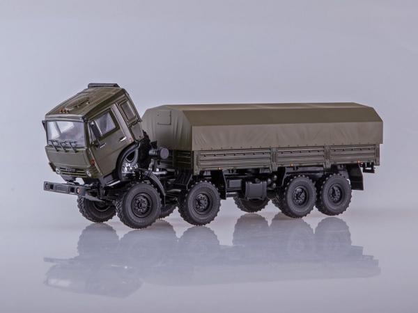 Macheta camion Kamaz 6350 8x8, scara 1:43 2