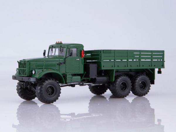 Macheta camion Kraz 255B1, scara 1:43 0