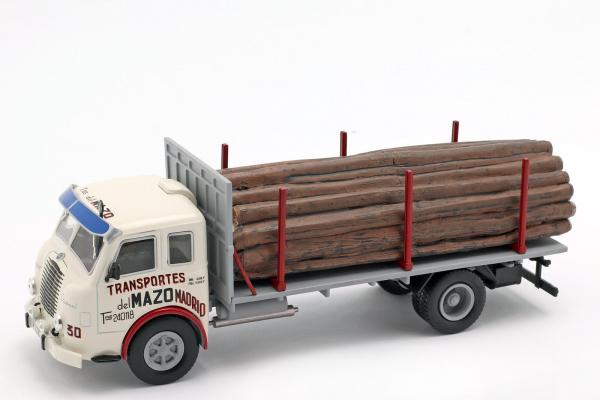 Macheta camion lemne Pegaso Z202 Diesel, scara 1:43 0