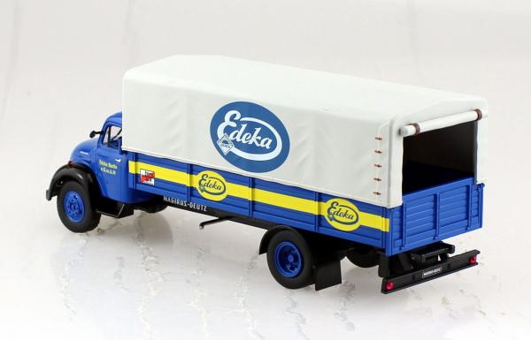 Macheta camion Magirus Deutz, scara :43 1