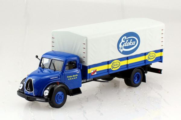 Macheta camion Magirus Deutz, scara :43 0