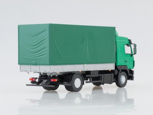 Macheta camion MAZ 5340 facelift, scara 1:43 2