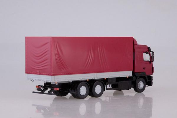 Macheta camion MAZ-6312 facelift, scara 1;43 2