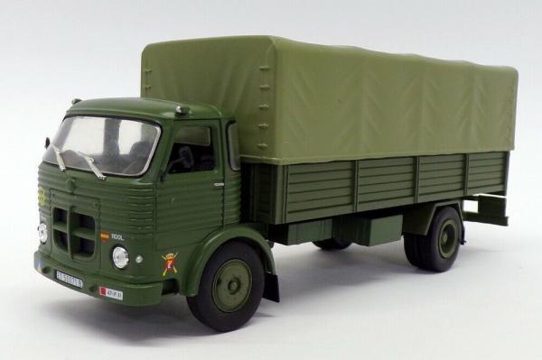 Macheta camion militar Pegaso Comet 1100 , scara 1:43 0