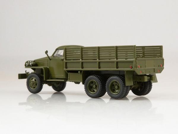 Macheta camion militar Studebaker 6x6 US6 U4, scara 1:43 1