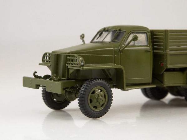 Macheta camion militar Studebaker 6x6 US6 U4, scara 1:43 2