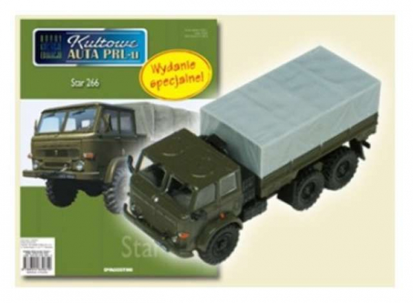 Macheta camion Star 266, scara 1:72 0