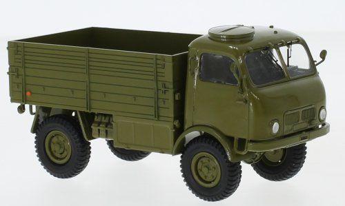 Macheta camion Tatra 805, scara 1:43 0