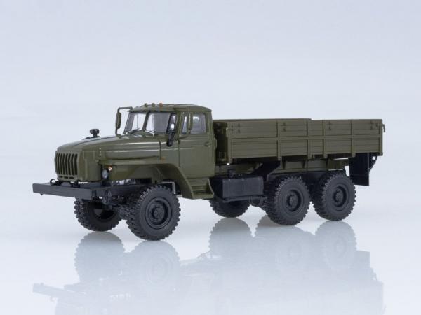 Macheta camion Ural 44202, scara 1:43 0
