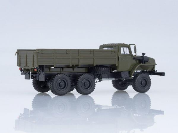 Macheta camion Ural 44202, scara 1:43 1
