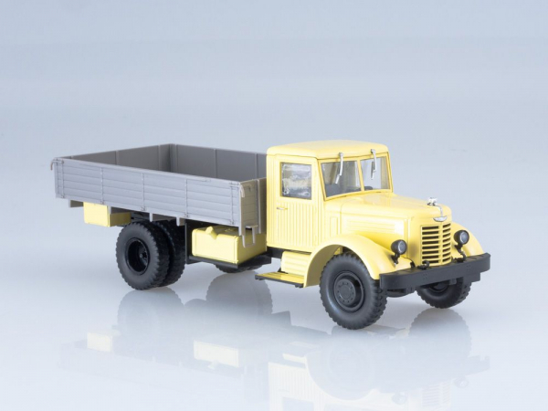 Macheta camion YaAZ-200, scara 1:43 [2]